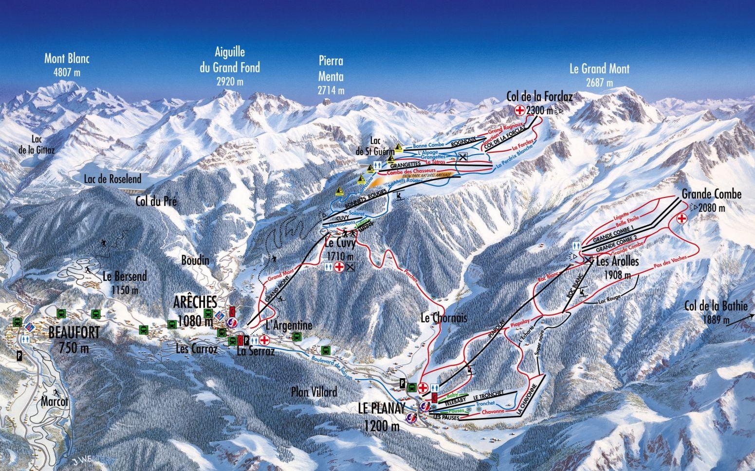 chambery ski - Photo